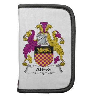 Escudo de la familia de Alfred Organizador