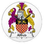 Escudo de la familia de Alfred Relojes