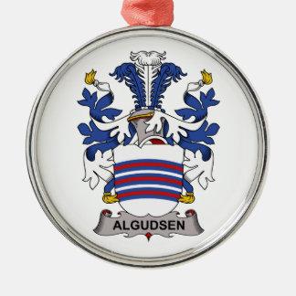 Escudo de la familia de Algudsen Adorno De Reyes