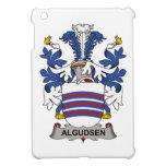 Escudo de la familia de Algudsen iPad Mini Protector