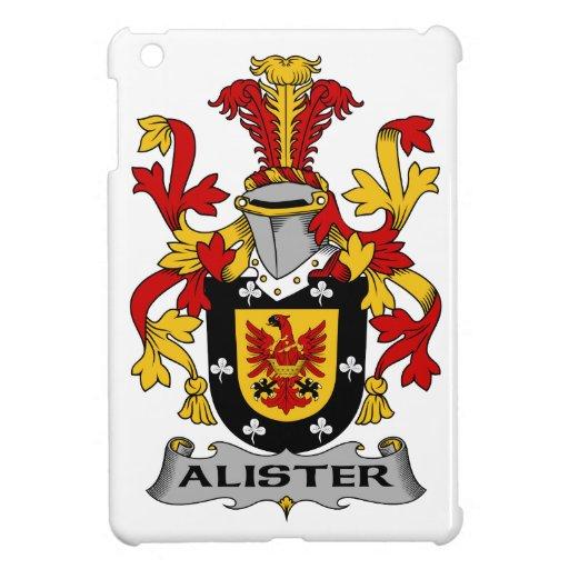 Escudo de la familia de Alister iPad Mini Protector