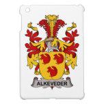 Escudo de la familia de Alkeveder iPad Mini Funda