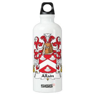 Escudo de la familia de Allain
