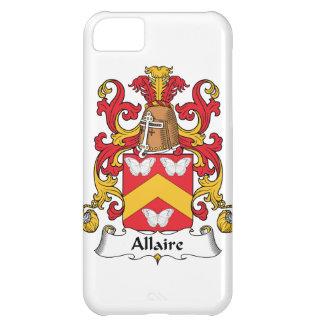 Escudo de la familia de Allaire