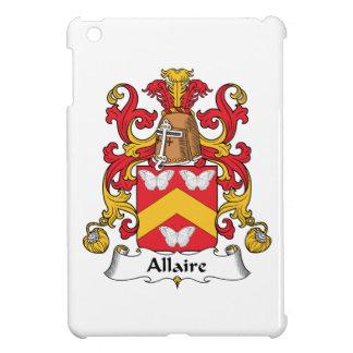 Escudo de la familia de Allaire iPad Mini Protectores