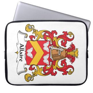 Escudo de la familia de Allaire Mangas Computadora