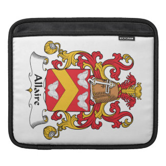Escudo de la familia de Allaire Mangas De iPad