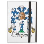 Escudo de la familia de Allamand