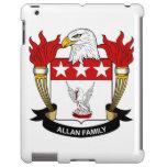 Escudo de la familia de Allan