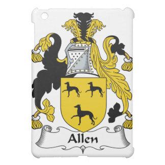Escudo de la familia de Allen