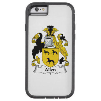 Escudo de la familia de Allen Funda Para iPhone 6 Tough Xtreme