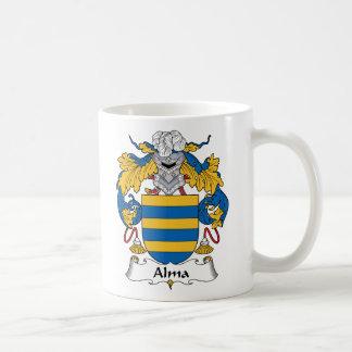 Escudo de la familia de Alma Taza