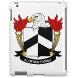 Escudo de la familia de Alofsen
