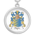 Escudo de la familia de Alquier Collar