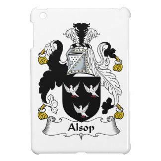 Escudo de la familia de Alsop iPad Mini Cobertura