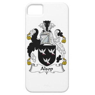 Escudo de la familia de Alsop iPhone 5 Carcasa