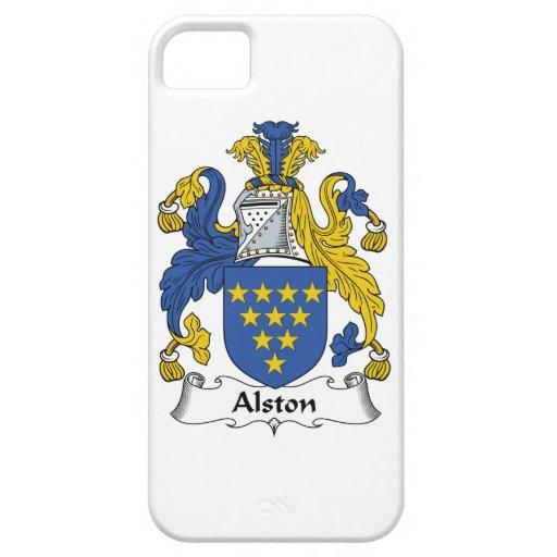 Escudo de la familia de Alston iPhone 5 Fundas