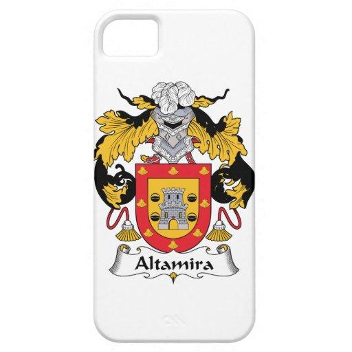 Escudo de la familia de Altamira Funda Para iPhone 5 Barely There