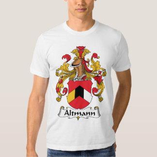 Escudo de la familia de Altmann Remera