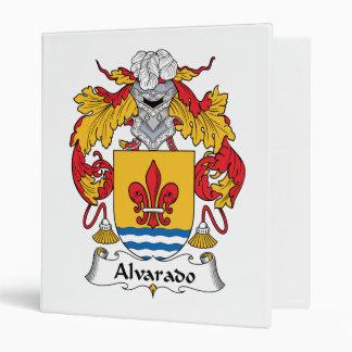 Escudo de la familia de Alvarado
