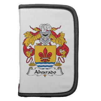 Escudo de la familia de Alvarado Planificadores