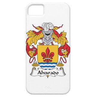 Escudo de la familia de Alvarado iPhone 5 Carcasa