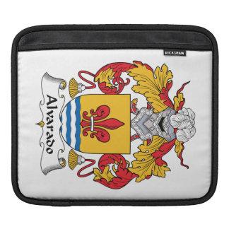 Escudo de la familia de Alvarado Fundas Para iPads