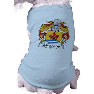 Escudo de la familia de Alvarado Camisa De Mascota