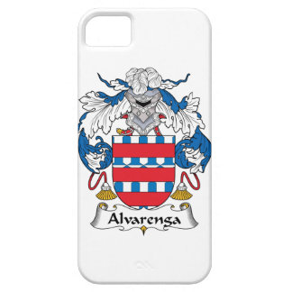 Escudo de la familia de Alvarenga iPhone 5 Carcasas