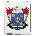 Escudo de la familia de Alward