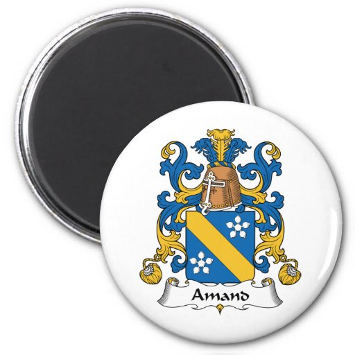 Escudo de la familia de Amand Iman De Nevera