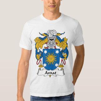 Escudo de la familia de Amat Camisas