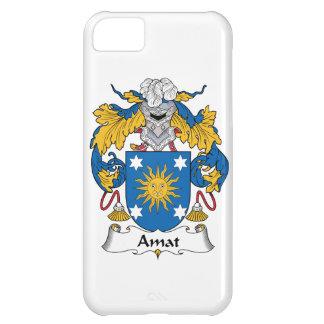 Escudo de la familia de Amat Funda Para iPhone 5C