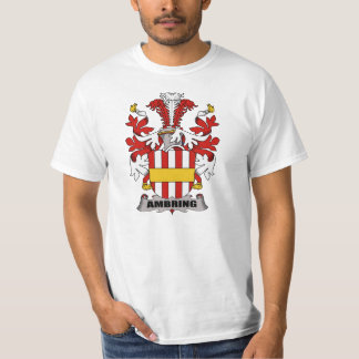 Escudo de la familia de Ambring Camisas