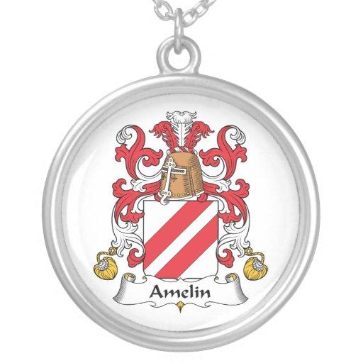 Escudo de la familia de Amelin Grimpola