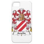 Escudo de la familia de Amelin iPhone 5 Funda
