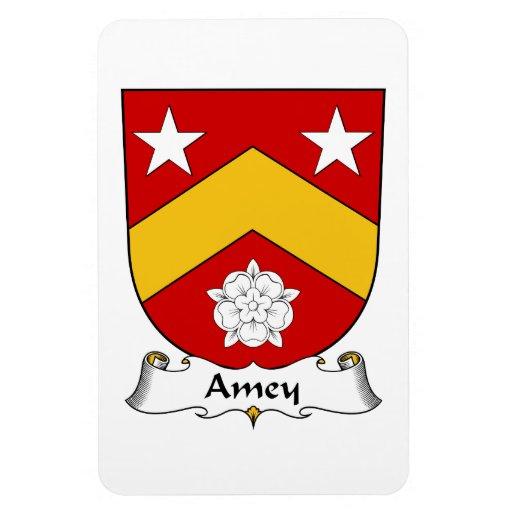 Escudo de la familia de Amey Iman