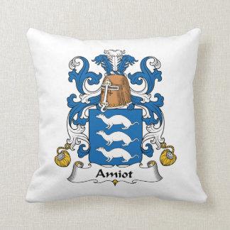 Escudo de la familia de Amiot Almohada