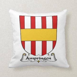Escudo de la familia de Ampringen Cojín