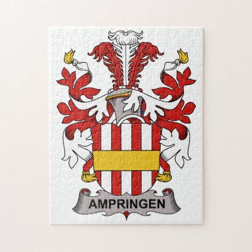 Escudo de la familia de Ampringen Rompecabeza
