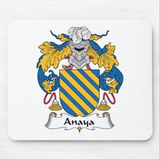 Escudo de la familia de Anaya Tapetes De Raton