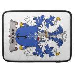 Escudo de la familia de Anckar Fundas Para Macbooks