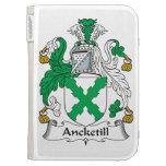 Escudo de la familia de Ancketill