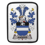 Escudo de la familia de Anders Fundas Para iPads