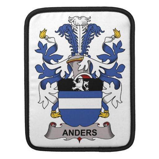 Escudo de la familia de Anders Manga De iPad