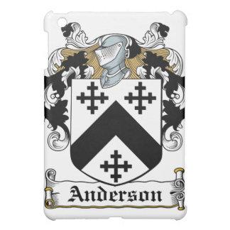 Escudo de la familia de Anderson