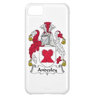 Escudo de la familia de Andesley