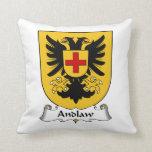 Escudo de la familia de Andlaw Cojin
