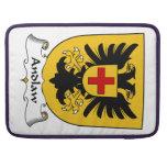Escudo de la familia de Andlaw Fundas Para Macbook Pro