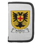 Escudo de la familia de Andlaw Organizadores